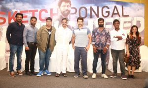 Sketch Movie Success Meet Stills