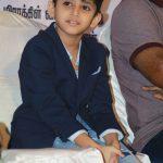 Jayam Ravi son Aarav Ravi