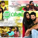 WhatsApp Movie First Look Launch Images