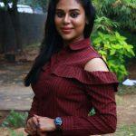 Actress Swathi (Thara)
