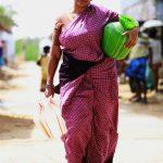 Actress Anu Hasan in Keni Movie Stills