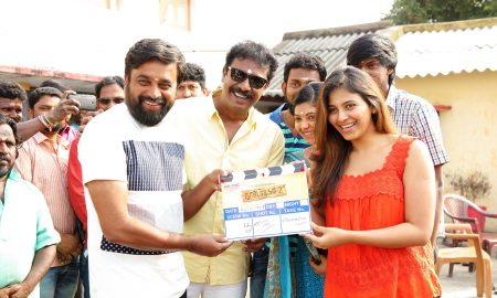 Nadodigal 2 Movie Poojai Stills