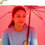 Actress Nivetha Pethuraj in Tik Tik Tik Movie Stills