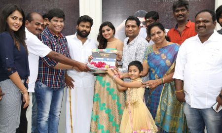 Kalavani Mappillai Movie Pooja Stills