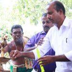 Veerapuram Movie Pooja Images