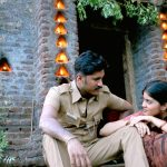 Vijay Yesudas, Amritha in Padai Veeran Movie Stills