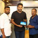 Aan Devathai Trailer Launch Stills