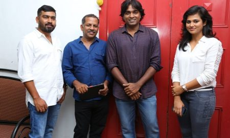 Aan Devathai Trailer Launch Stills