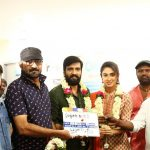 Dhilluku Dhuddu 2 Movie Pooja Stills