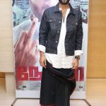 NOTA Movie Press Meet Stills