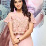 Actress Mehreen Kaur Pirzada