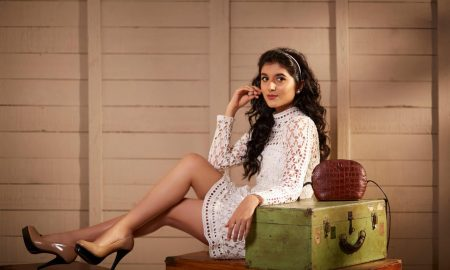 Actress Sanjana Photoshoot Stills