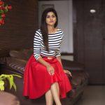 Actress Varshini Sounderajan HD Stills
