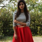 Actress Varshini Sounderajan HD Stills