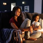 Sai Pallavi and Baby Veronika Arora in Karu Movie Stills
