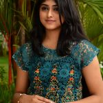 Actress Ashwaria Ullas in Krishnam Movie Stills