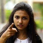 Actress Mamitha Baiju in Krishnam Movie Stills