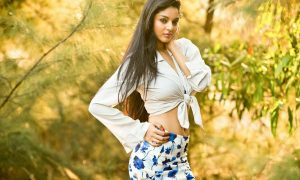 Actress Sanam Shetty Portfolio Photos