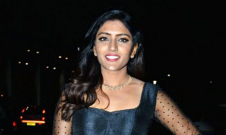 Eesha Rebba at Jio Filmfare Awards South 2018
