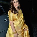 Gowri Munjal at Jio Filmfare Awards South 2018