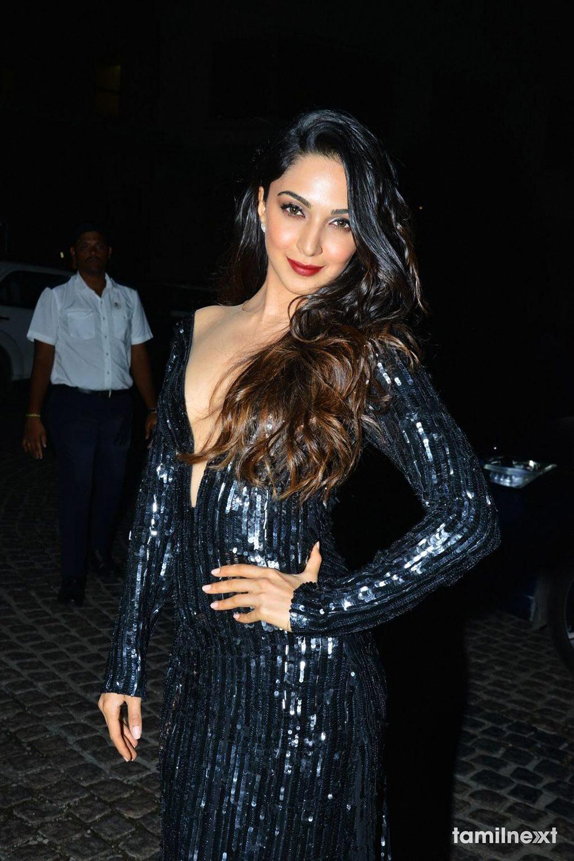 Kiara Advani at Jio Filmfare Awards South 2018 – TamilNext