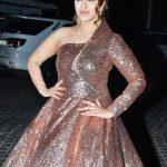 Payal Ghosh at Jio Filmfare Awards South 2018