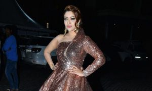 Payal Ghosh at Jio Filmfare Awards South 2018