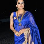 Priyamani at Jio Filmfare Awards South 2018