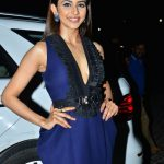Rakul Preet Singh at Jio Filmfare Awards South 2018
