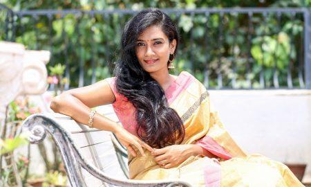 Actress Tanvi Photoshoot Images