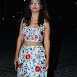 Aditi Myakal at Jio Filmfare Awards South 2018