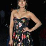 Catherine Tresa at Jio Filmfare Awards South 2018