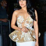 Regina Cassandra Jio Filmfare Awards South 2018