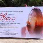 AiLa Movie Pooja Stills