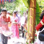 AiLa Movie Pooja Stills