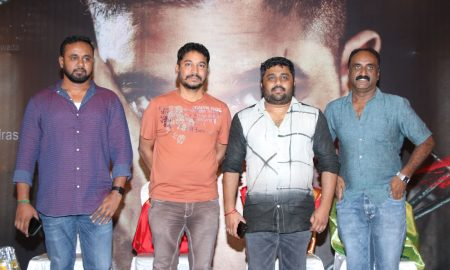 En Peyar Surya En Veedu India Teaser Launch Stills