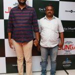 Junga Audio Launch Stills