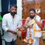Kaatrin Mozhi Movie Pooja Stills