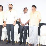Bhaskar Oru Rascal Press Meet Stills