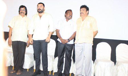 Bhaskar Oru Rascal Press Meet Stills