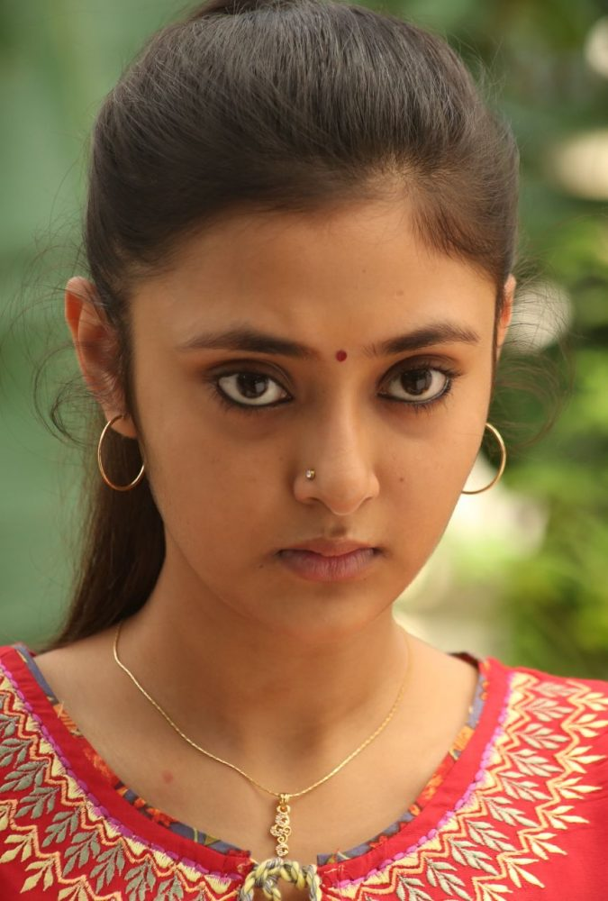 Varma Movie Heroine Megha Photos