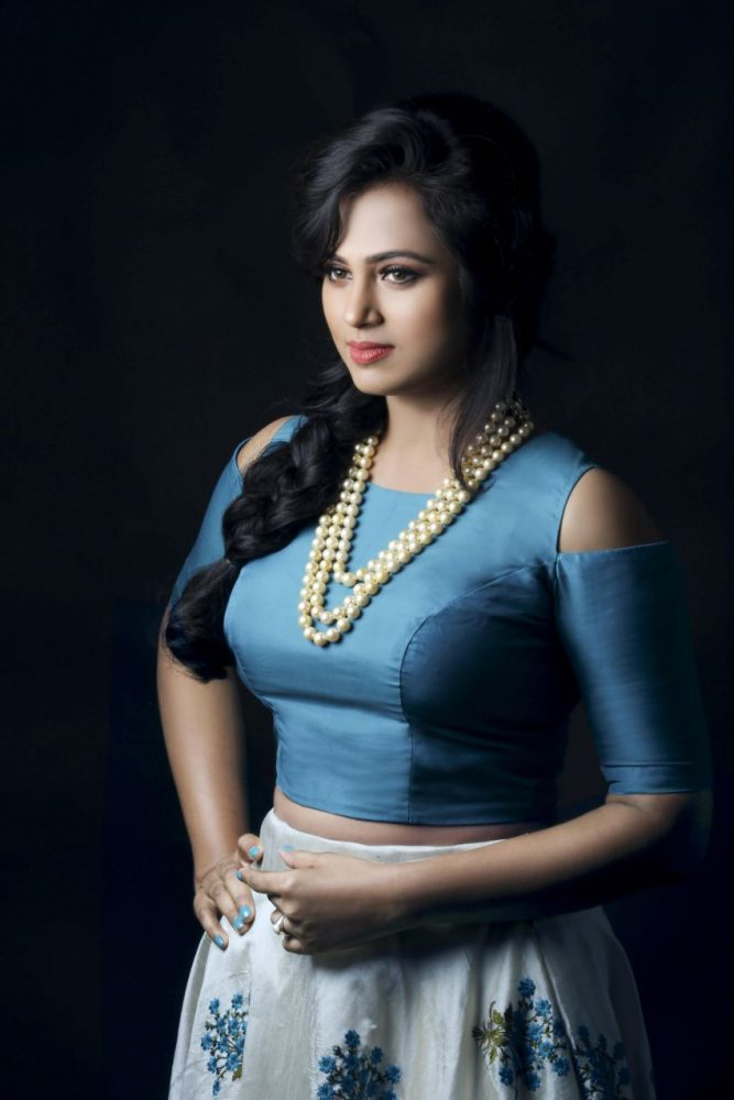 Ramya Pandian Photoshoot Stills