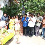 Nagal Movie Launch Stills