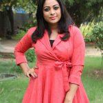 Actress Anjali Rao