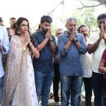 Mahat And Aishwarya Dutta Untitled Movie Pooja