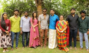 Adutha Saattai Movie Pooja Stills