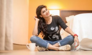 Actress Anjena kirti Photoshoot