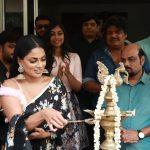 Actress Chandrika Ravi