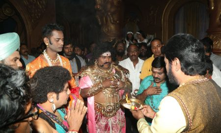 Dharmaprabhu Movie Launch