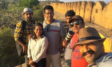 Pasumai Vazhi Salai Movie Shooting Spot Stills